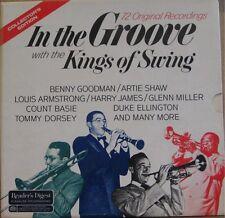 IN THE GROOVE KINGS OF SWING, BASIE ELLINGTON SHAW 6 LP