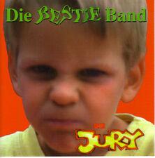 JURY, DIE - Die Bestie Band CD (2000 Eigenlabel) neu!