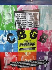 CBGB ,NEW! Blu-ray Disc,NewYork Club Music,Alan Rickman Ashley Greene,Widescreen