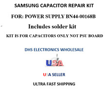 SAMSUNG  LCD TV REPAIR KIT FOR BN44-00168B SIP460A PSU, PLUS SOLDER KIT
