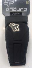 Fox Launch Enduro elbow pads, size medium, black/grey, BRAND NEW