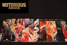 Captain Marvel 1-10 Complete Comic Lot Run Set Marvel Collection Fazekas
