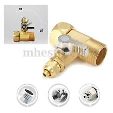 1/2'' to 1/4'' RO Feed Water Adapter Ball Valve Faucet Tap For Water Purifier
