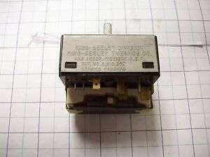 New Tappan Range Oven Thermostat Part# 726T011R02
