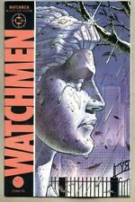 Watchmen #2-1986 nm- Alan Moore Dave Gibbons Comedian Funeral
