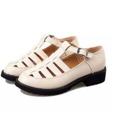 Pumps Schuhe mit Kubanischer Absatz für Damen