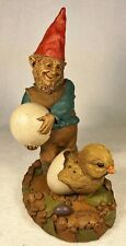 Spring Chick-R 1995~T Clark/T Wolfe Gnome~Cairn Item #6323~Ed #51~Story Included