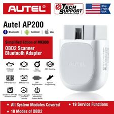 All-System Bluetooth OBD2 Diagnostic Scanner Tool Code Reader Engine Autel AP200