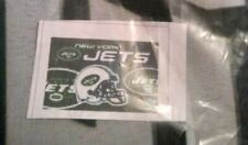 """New listing """"New"""" Large Indoor/Outdoor Ny Jets Flag 3x5"""