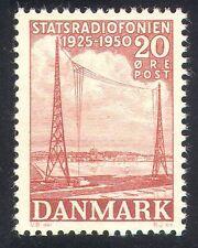 Briefmarken mit Post, Kommunikation Thema aus Dänemark
