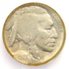 1916 Doubled Die Obverse Buffalo Nickel 5C FS-101 - ICG G6 Details - Rare DDO!