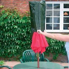 New Parasol Cover Patio Set Waterproof Durable Tear & Rip Resistant Polyethylene