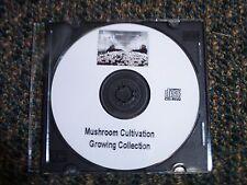 How to Grow Mushroom Farm Mushrooms Cultivation Culture 41 Books CD Fungi