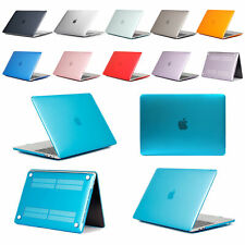 """Crystal Clear Hard Case Cover Skin for Apple Macbook Pro 13""""/15"""" Air 11""""/13""""inch"""