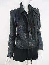 River Island Women's Leather Casual Biker Coats & Jackets