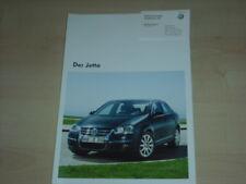 51216) VW Jetta Prospekt 06/2008