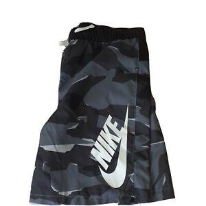 Boys Nike Swim Shorts age 12-13worn once.