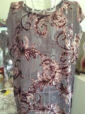 Short Sleeve Velvet Casual Tops for Women