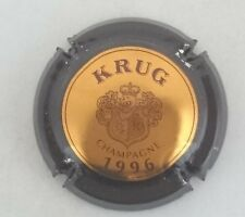 capsule champagne KRUG petit K blason n°48a millésime 1996