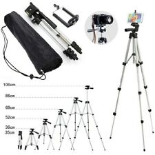 Professional Phone Tripod Stand Holder with Ball Head Camera Camcorder Mount