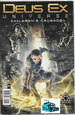 DEUS EX UNIVERSE COMIC - Children's Crusade Issue #1 - Nerd Block's IGN Box