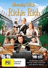 RICHIE RICH (Macauley Culkin)  - DVD - UK Compatible
