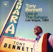 Tony Bennett - Live at the Sahara: Las Vegas 1964 [New CD]