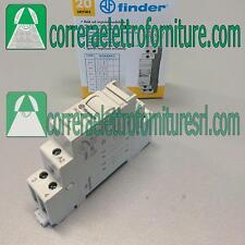 Rele ad impulsi modulare barra DIN 35mm FINDER 20.22.8.012 20228012 12V AC