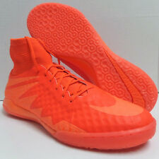 Nike HypervenomX Proximo IC Crimson/Orange Indoor Soccer Shoes 747486-688 Sz 12