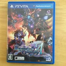 Used PS Vita Ragnarok Odyssey Ace for Japan Import