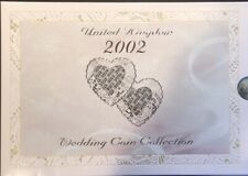 Great Britain- United Kingdom - 2002 -wedding Coin Collection - Royal Mint