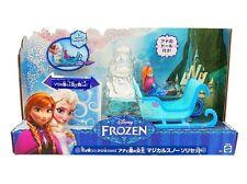 Disney Frozen SLEIGH w/ Anna Doll & Snowy Surprise Toy Sled (NEW!)