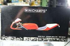 Minichamps 122 011271 DUCATI 998 R SUPERBIKE 2001 Imola 2001 Troy Bayliss 1:12 o