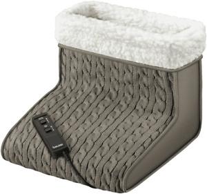 NEW Beurer FWM45 Massage Foot Warmer