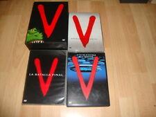 V INVASION EXTRATERRESTRE LA COLECCION COMPLETA SERIE DE TV EN DVD BUEN ESTADO