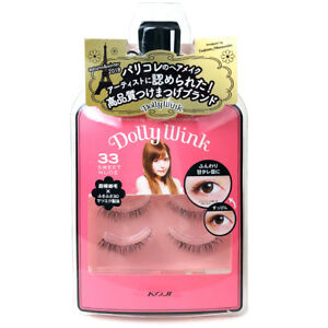 Koji Dolly Wink False Eyelashes 33 Sweet Nude