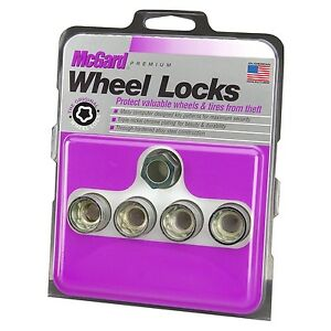McGard Locking Lug Nuts | Wheel Locks | 14x1.5 | 22mm Hex | CHEVROLET GMC 2500