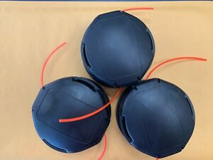3 Pack High-Quality-String-Trimmer-Head-For-Speed-Feed-400-Echo-SRM-225-SRM-230