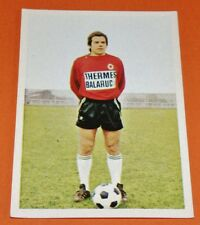 185 LAUDU RED STAR ST-OUEN PSG AGEDUCATIFS FOOTBALL 1973-1974 73-74 PANINI