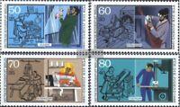 Berlin (West) 754-757 (kompl.Ausgabe) gestempelt 1986 Handwerk