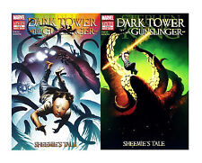 FREE SHIPPING KING Dark Tower SHEEMIES TALE LIMITED 1st #1,2 NEW Furth SIGNED