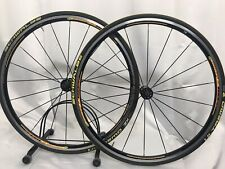 like NEW MAVIC KSYRIUM EQUIPE wheelset VGC very low mileage clincher 10sp TOP