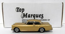 Top Marques 1/43 Scale HE8A - 1966-67 Alvis TF Saloon - Alpacca