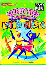 Drew's Famous LATIN FIESTA: STEP BY STEP PARTY DANCES: LEARN HOW TO SALSA & MORE