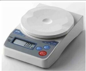 A&D HL-2000i Lab Balance,Compact Portable Scale 2000 g X 1g,Battery operated,New