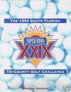 1994 South Florida Super Bowl XXIX Golf Challenge