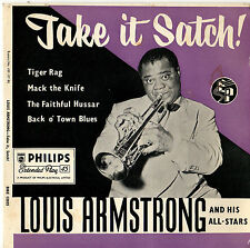 "Louis Armstrong - Take It Satch 7"" Ep"
