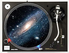 ANDROMEDA GALAXY - DJ SLIPMAT 1200's or any turntable, record player