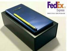 SAMSUNG GALAXY NOTE 9 SM-N960U 128GB BLUE VERIZON UNLOCKED  FREE FED EX 2-DAY
