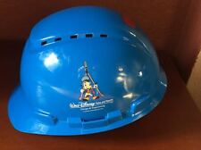 Disneyland Imagineer Construction Hard Hat Disney prop Jiminy Cricket sign